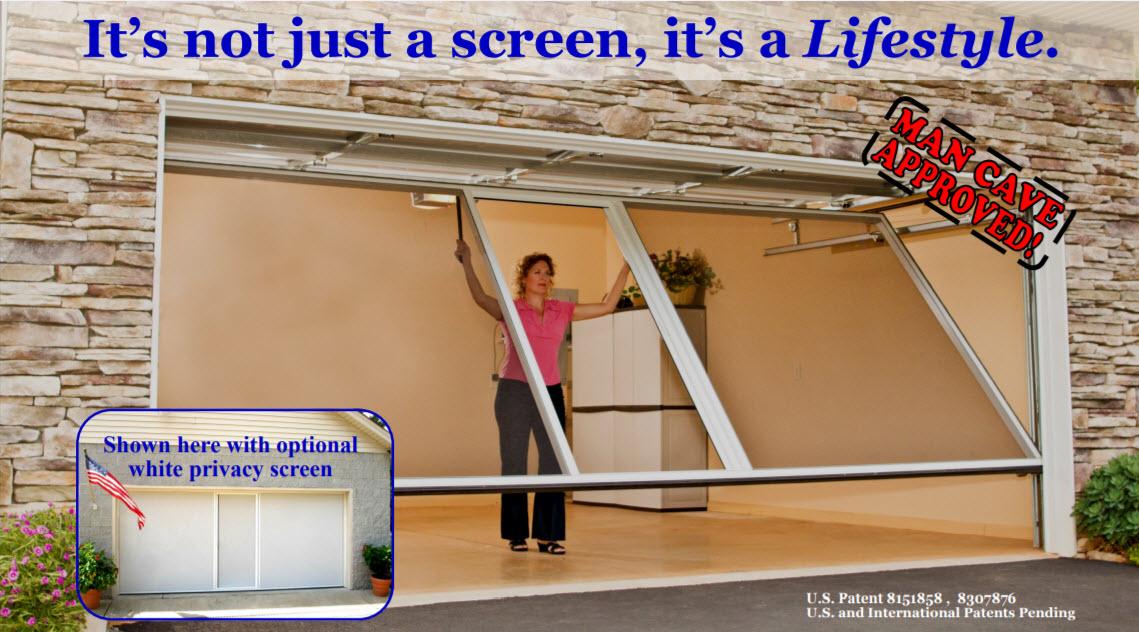 Lifestyle Garage Door Screens Ace Garage Door